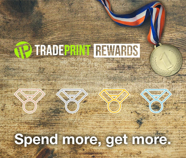 Tradeprint Rewards