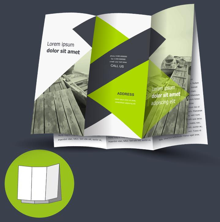 Half Fold Plus Roll Fold