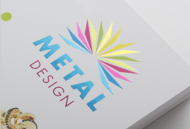 Digital Metal Finish