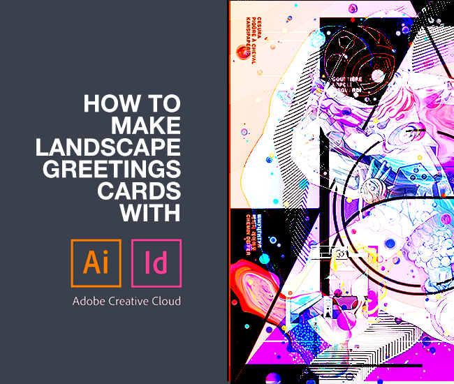 How to Design Landscape Greeting Cards for Printing