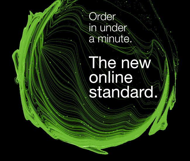 The new online standard
