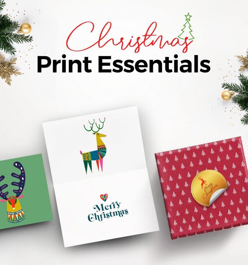 Christmas print essentials