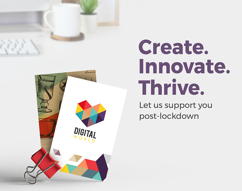 Create.Innovate.Thrive