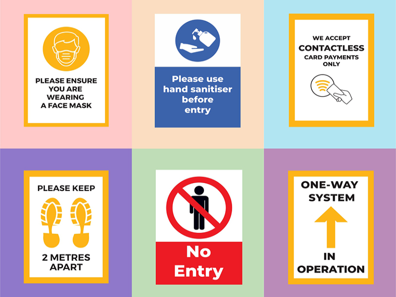 Health and Safety Templates