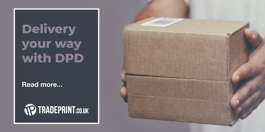Tradeprint & DPD delivery solutions